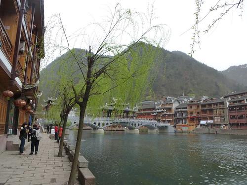 Hunan13-Fenghuang-Ville-Rive Nord (44)