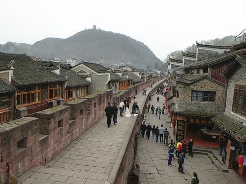 Hunan13-Fenghuang-Ville-Rive Sud (17)