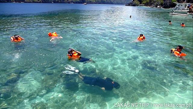 05 Talisayen Swimming
