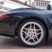 2011 Porsche 911 Carrera S Cabriolet Basalt Black on Black 6spd in Beverly Hills @porscheconnection 1179