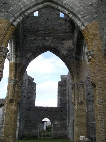 Bermuda's unfinished church