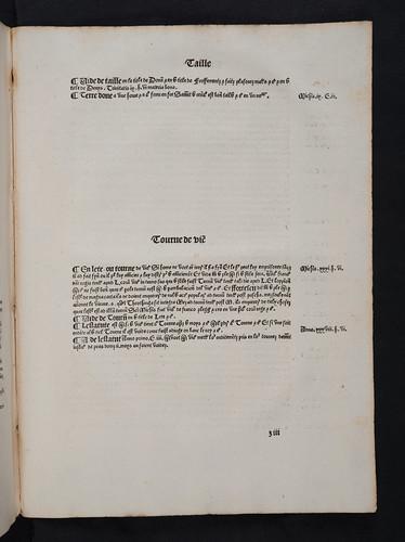 Variant in Statham, Nicholas: Abridgement of cases