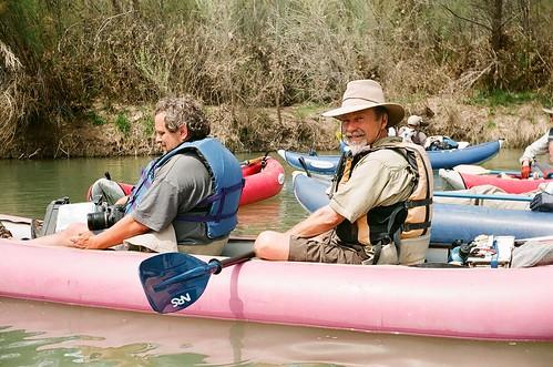 bob rothrock on river