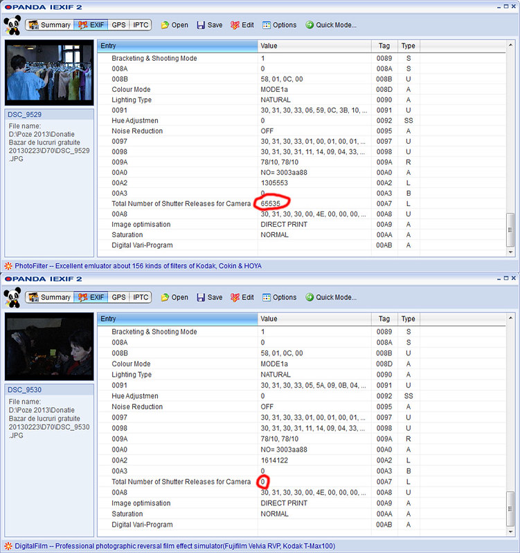 Eroare shutter count pe Nikon 70... mai exact, inducerea în eroare a utilizatorului 8635283917_e73b52739f_c