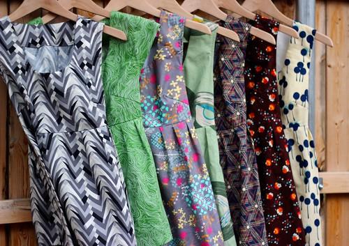 washi dresses