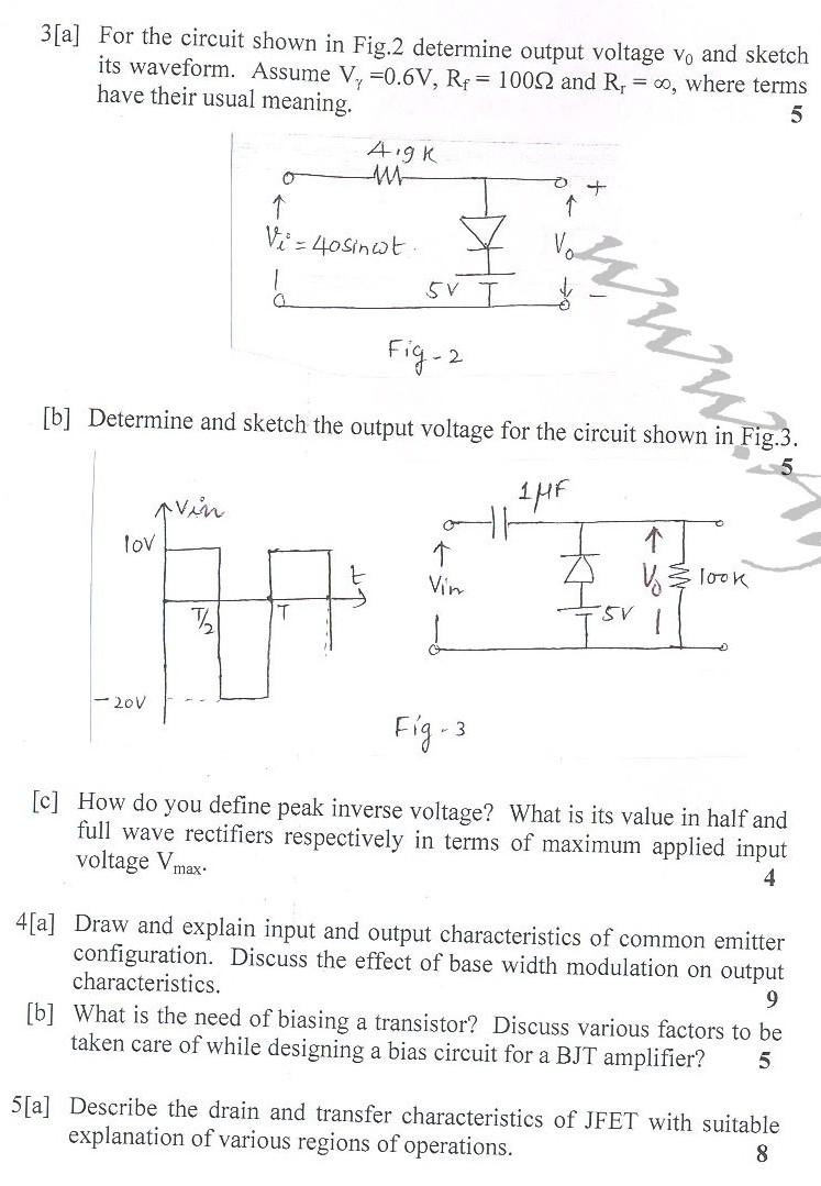 DTU Question Papers 2010 – 4 Semester - End Sem - ME-PE-215