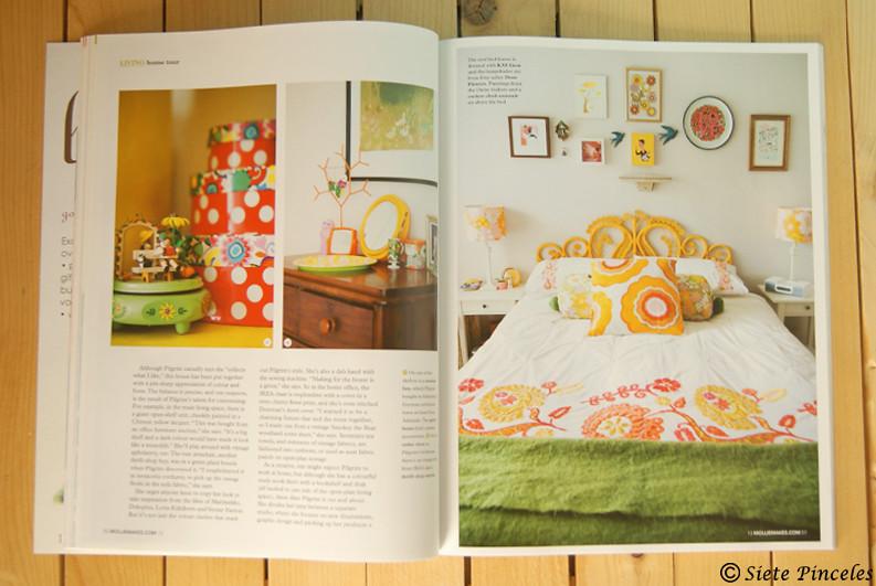 Mollie Makes Revista manualidades 5