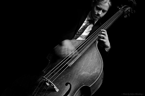 Alfred - A young and talented bassist