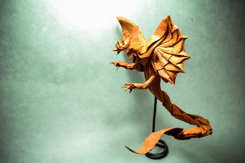 Origami Phoenix - Satoshi Kamiya
