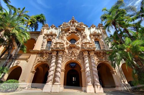 Casa del Prado Balboa Park San Diego by !!WaynePhotoGuy