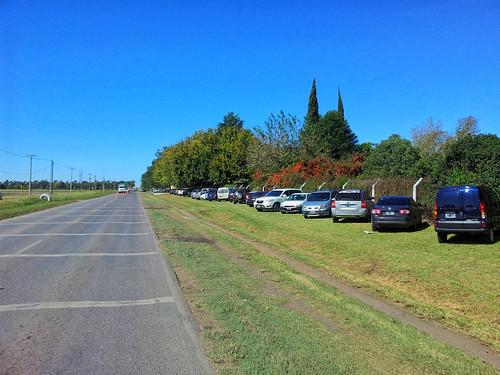 13-04-13 Salida a Rueda, La Vanguardia, Uranga, Cnel. Dominguez. 170 km.