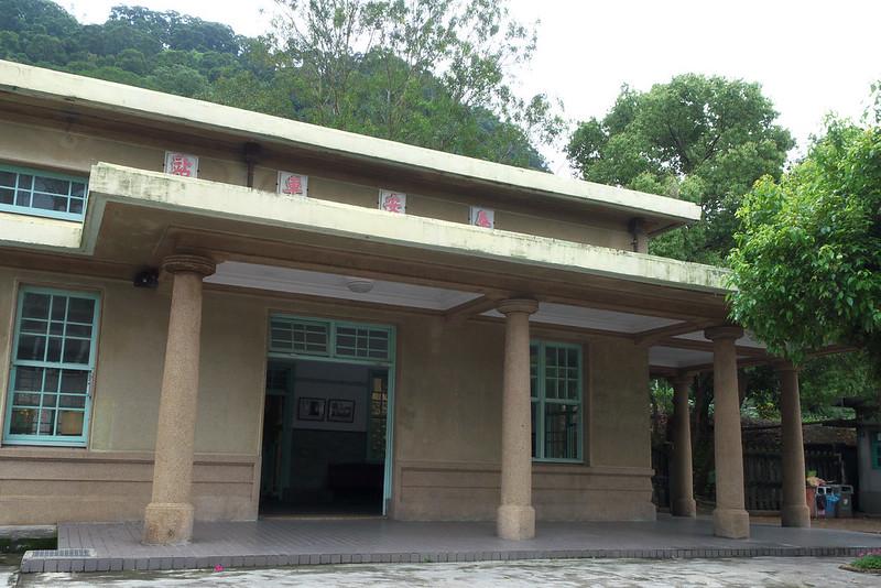 泰安舊火車站 (泰安鐵道文化園區)