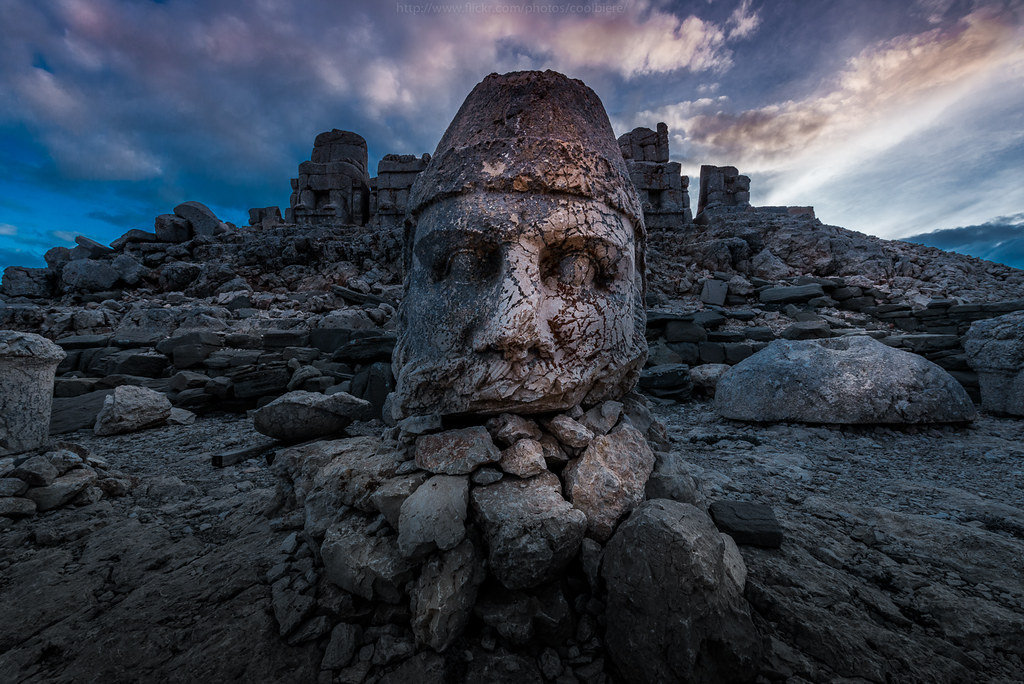 The Megalithic Stone Heads Of Mount Nemrut And The Gate Of Heaven 8657333945_07288c1005_b