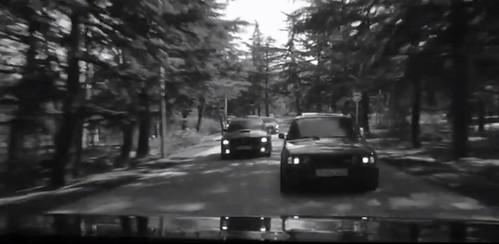 Nelegalios gatvės lenktynės Gruzijoje