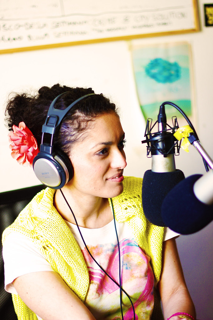 Sara Gambarelli a RadioGas