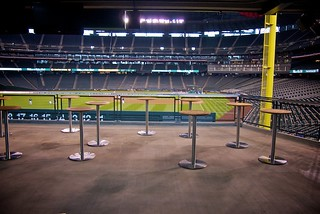 Safeco Field Tour