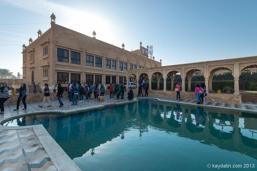 Mahadev Palace Jaisalmer
