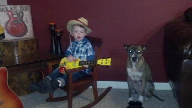 Midget cowboy movie