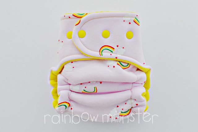 I ❤ Rainbows ★Mega OS★ Lemon CV