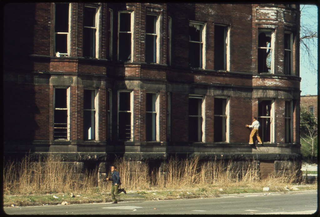 37th And Prairie Streets, 05/1973