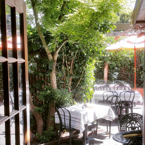 Secret Patios on South Granville