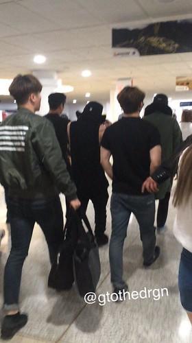 BIGBANG Arrival Melbourne 2015-10-20 (10)