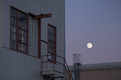 Lunar Stairway
