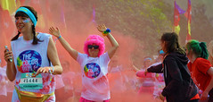 The Color Run, Brighton 2016