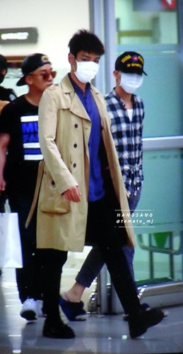 Big Bang - Gimpo Airport - 07jun2015 - TOP - tomato_mj - 01