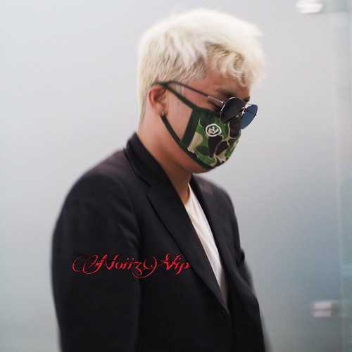Big Bang - Incheon Airport - 26jun2015 - NoiizVip - 03