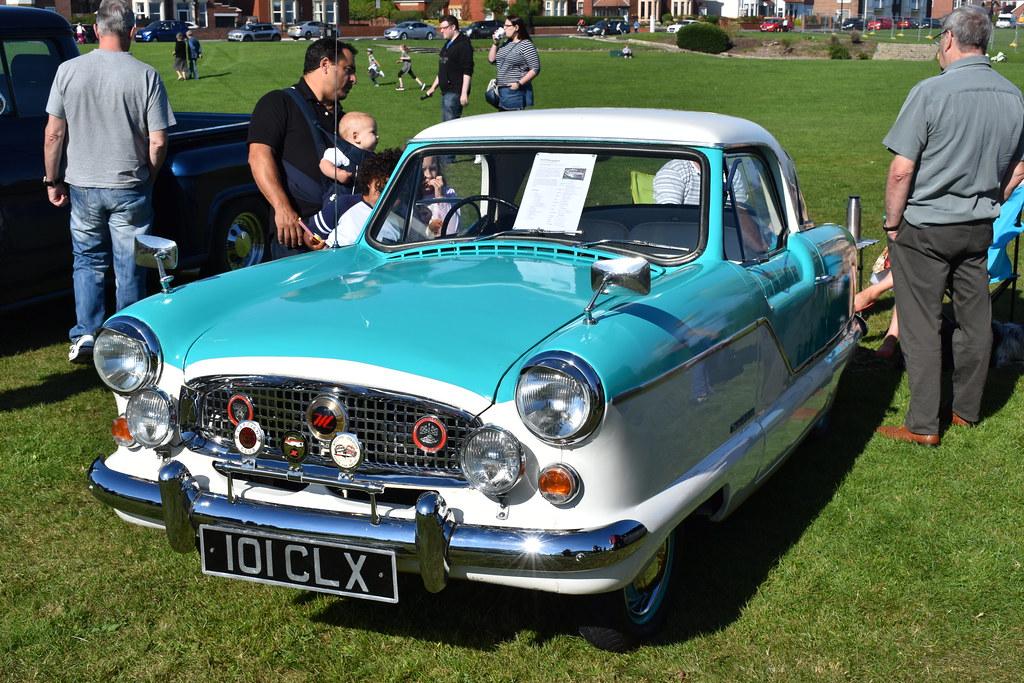 Whitley Bay Car Show