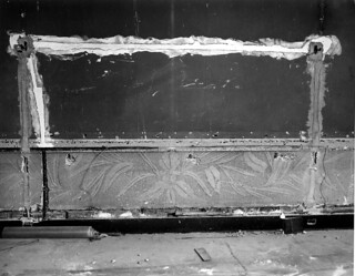 White House Red Room Wall, 02/23/1950