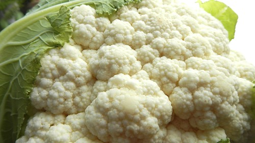 Cream of Cauliflower and Broccoli 3