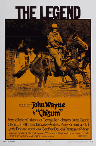 Chisum (1970, USA) - 01