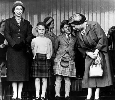 1960 queen elizabeth ii #Elizabeth II #Prince Charles #Princess Anne #elizabeth bowes lyon #queen mother