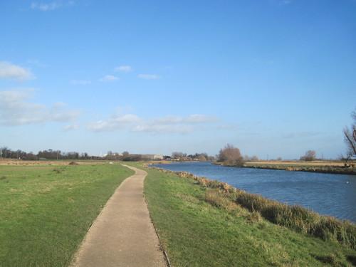Nice Walk in Ely