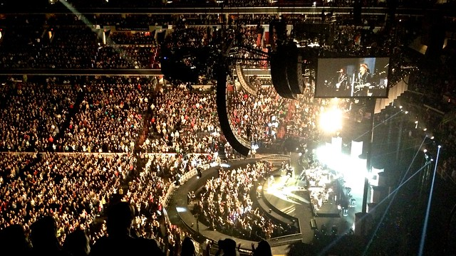 Bon Jovi at the Verizon Center