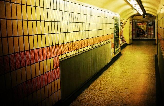 Baker Street #EmptyUnderground