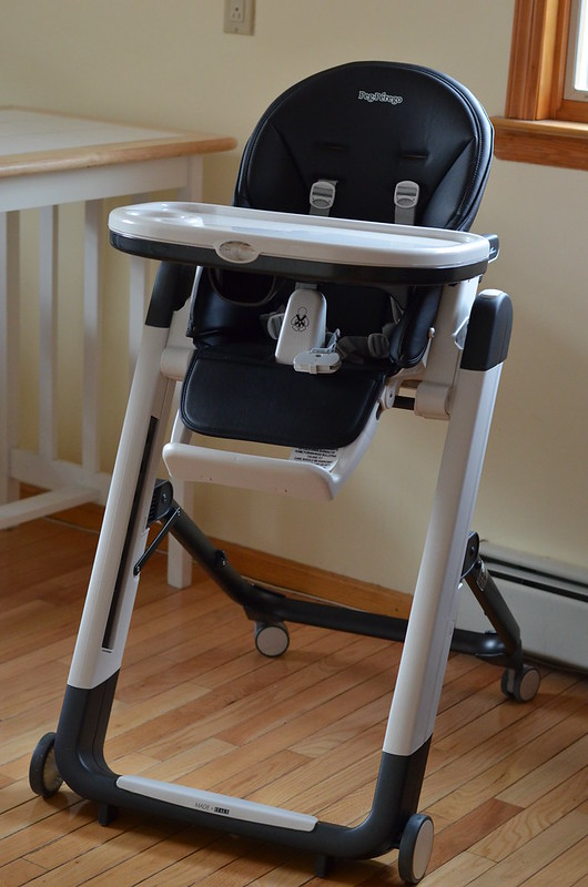 The peg perego siesta high chair review giveaway - Peg perego chaise haute siesta ...