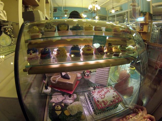 Las pastelerías tienes los más increíbles y caracterizados cupcakes de Manhattan así como tartas que incluso parecen una caja y unos zapatos reales de Christian Louboutin
