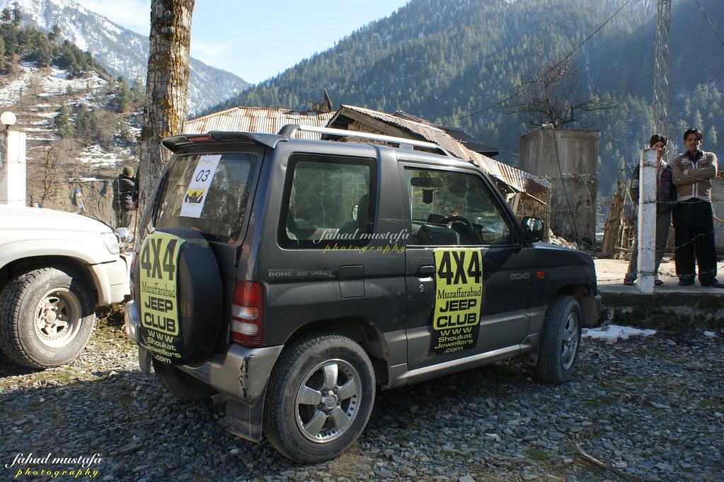 Muzaffarabad Jeep Club Neelum Snow Cross - 8468172145 7137858ae5 b