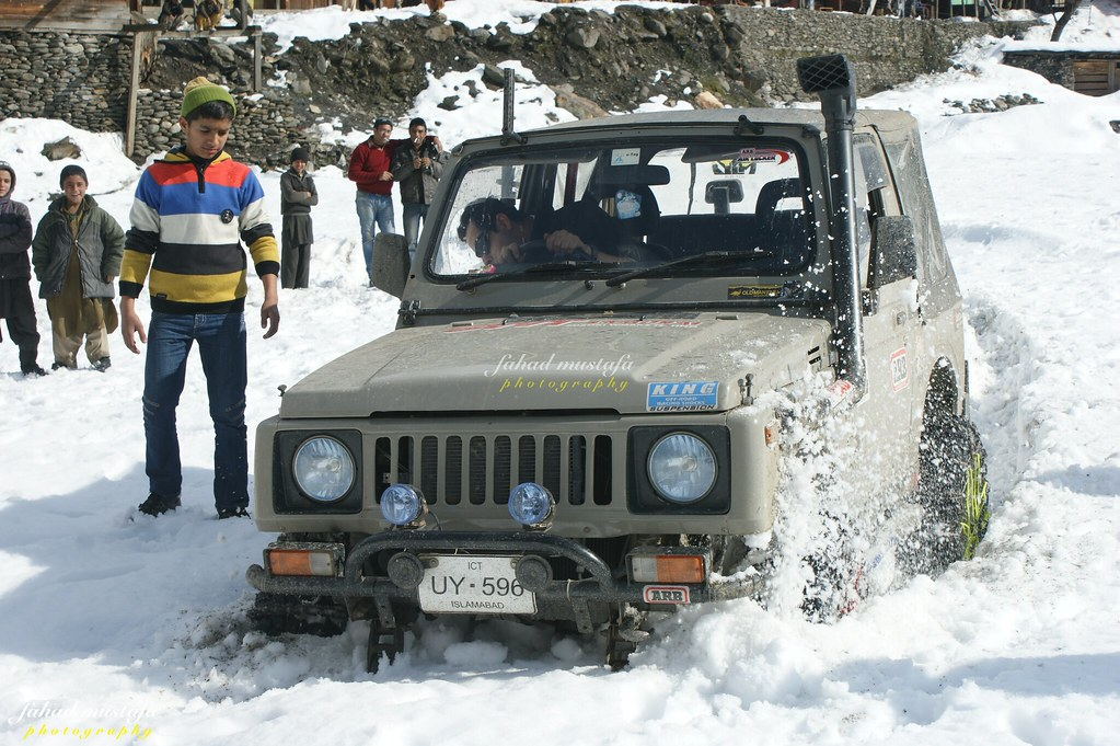 Muzaffarabad Jeep Club Neelum Snow Cross - 8471007913 b81f01f4cd b