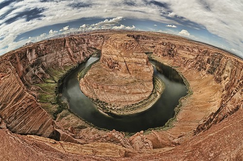 Horseshoe Bend, Arizona 2011