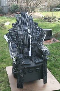 Throne of Nerds by Shawn DeWolfe