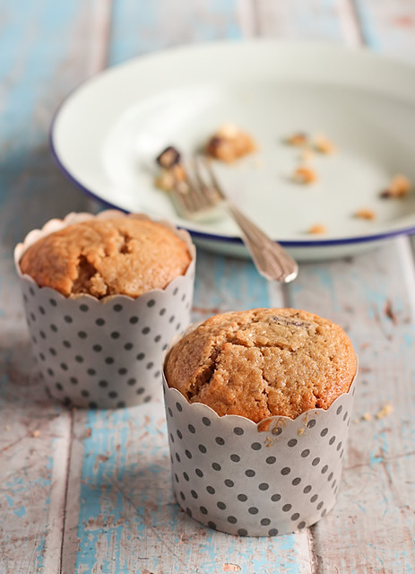 Blueberry, White Chocolate & Lime Muffins | www ...