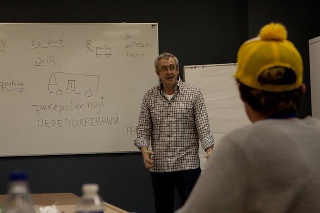 Language Teaching by Flickr CC Jirka Matousek