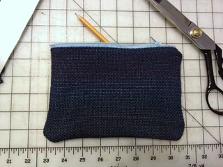 Finished Pouch