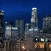 Los Angeles Downtown by Aydin T. Palabiyikoglu