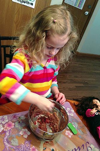 Auttie-Mixing-Cake-Batter