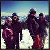 Gotcher homeschool: PE on the sunny slopes of Beavercreek!
